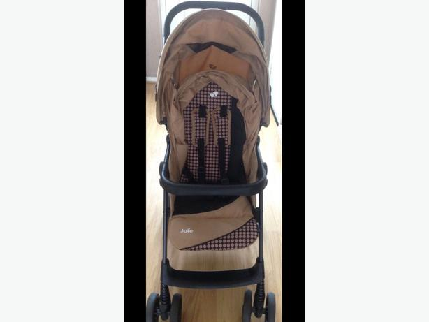 £65 Joie Travel System