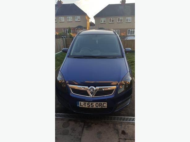 zafira 1.6 engine missfire spares or repair