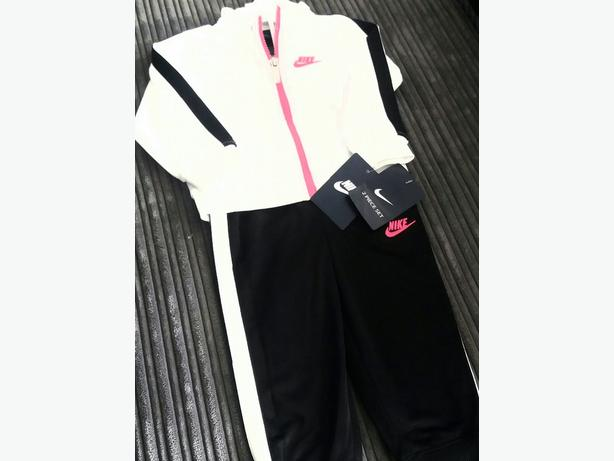 GIRLS NIKE TRACKSUIT