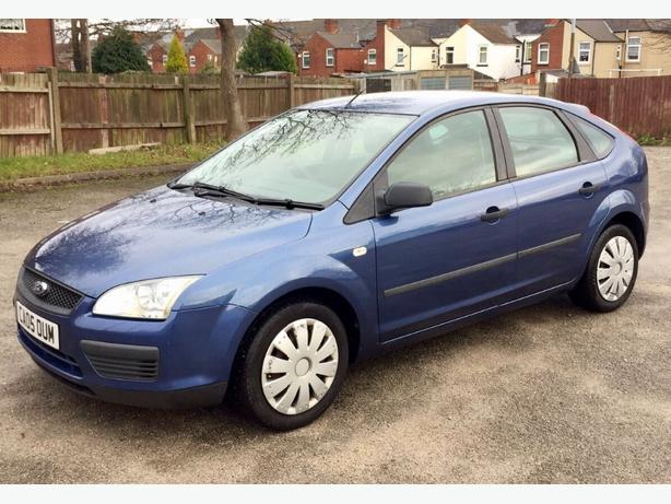 2005 FORD FOCUS 1.6 LX