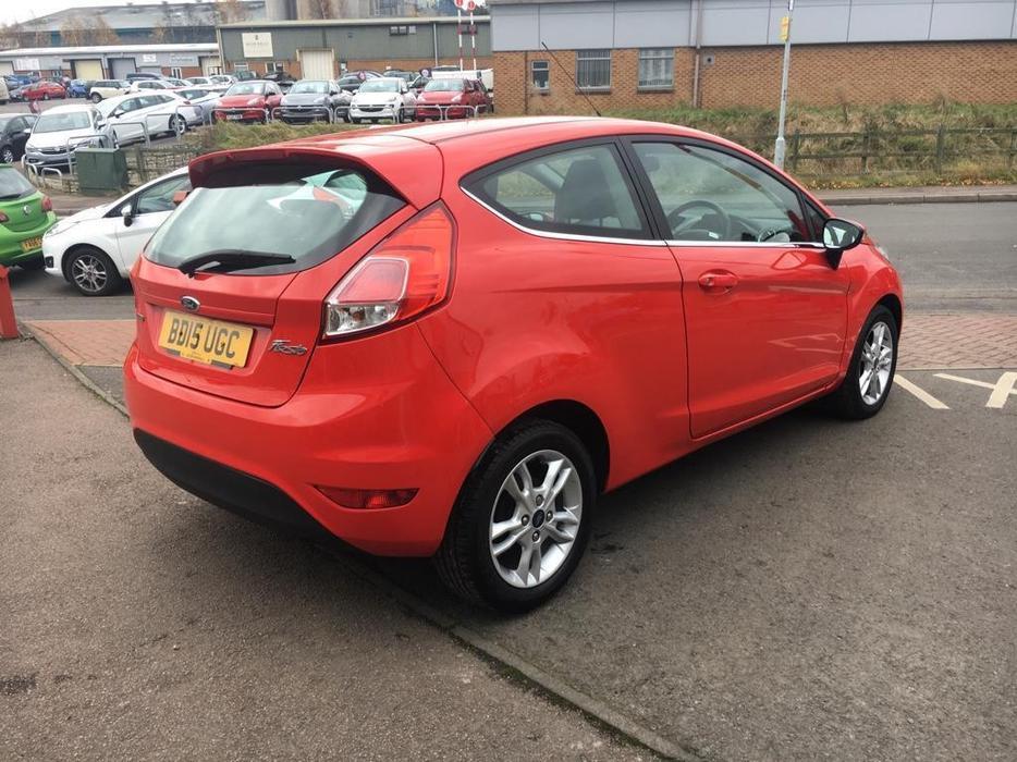 Sold My Car Dvla >> Ford Fiesta 2009 / new shape plate 3door 1.4 red WALSALL, Wolverhampton