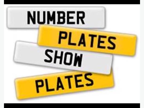 Number Plate Suppliers >> Number Plate Suppliers Walsall Wolverhampton