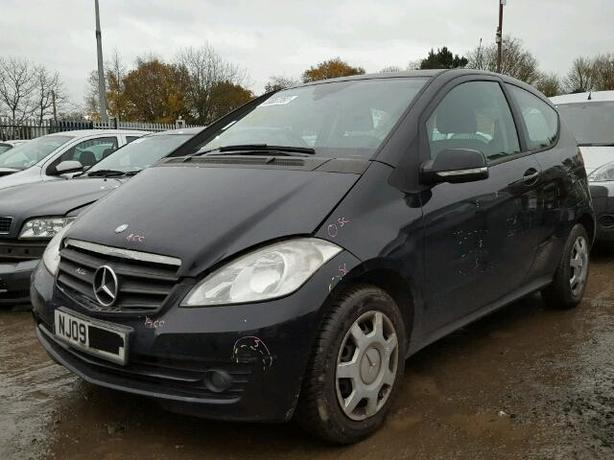 2009 Mercedes A Class 1.5 petrol Damaged Salvages, Easy repair!!