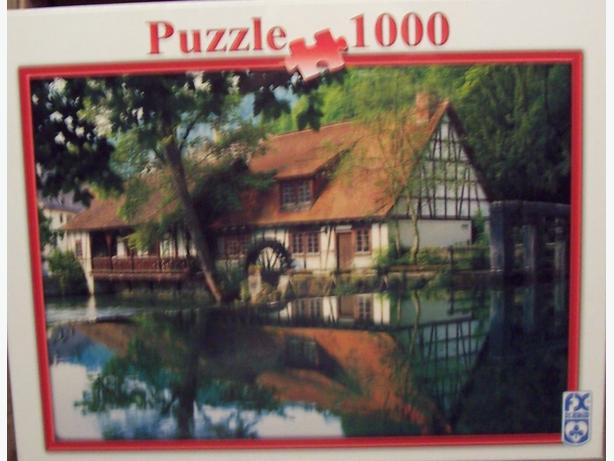New Jigsaw puzzle