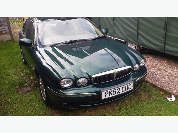 jaguar x type 2.5 v6 auto