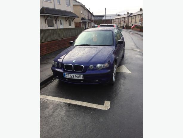 bmw compact mint may swap