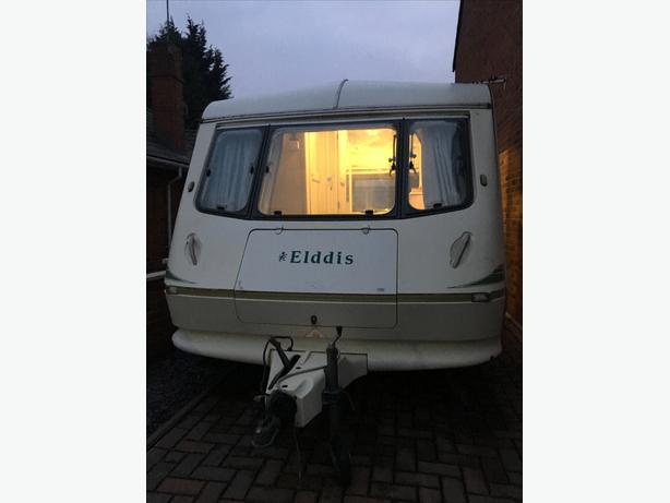 5 BERTH ELDDIS CARAVAN GREAT CONDITION