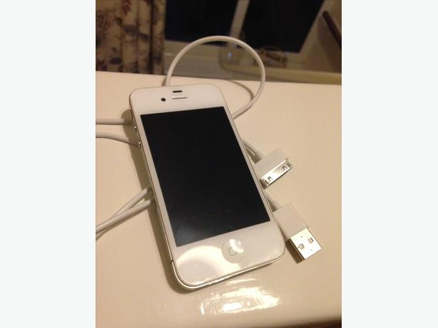 iPhone 4 16GB White Vodafone