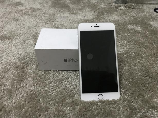 iPhone 6 PLUS 16GB BOXED ON EE MINT CONDITON