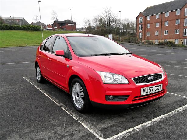 2007 FORD FOCUS GHIA TDCI, 1.8 DIESEL,LOW MILES ONLY 56K,FSH SUPERB CONDITION.