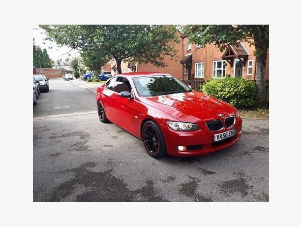 Bmw 325i se manual 218bhp coupe 2007 BARGAIN