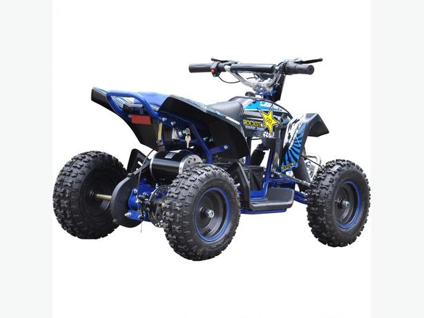 Mx super ROCKSTAR 36v Electric Battery 1000w Mini Quad Bike ATV 2018 speed contr