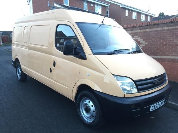LDV *LWB* *FULL 12 MONTHS MOT* LOW MILES 65,000 *REDUCED BY £500*