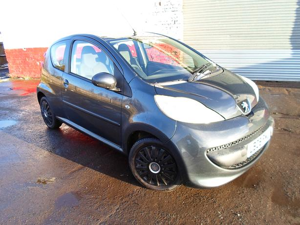 2006 PEUGEOT 107 URBAN 3 DOOR LIKE A CITROEN C1 AND TOYOTA AYGO