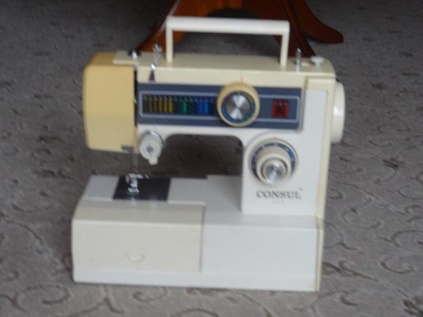 Consul Electric Sewing Machine.