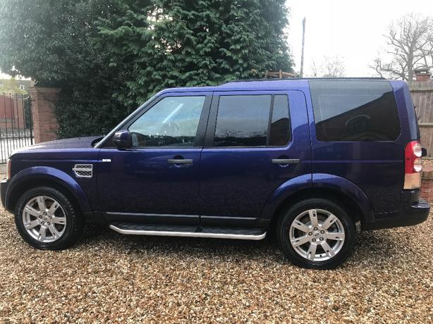 Land Rover Discovery  4 XS '7 Seater'