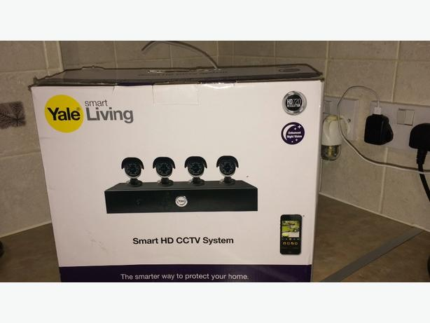security cameras set of 4 cctv system