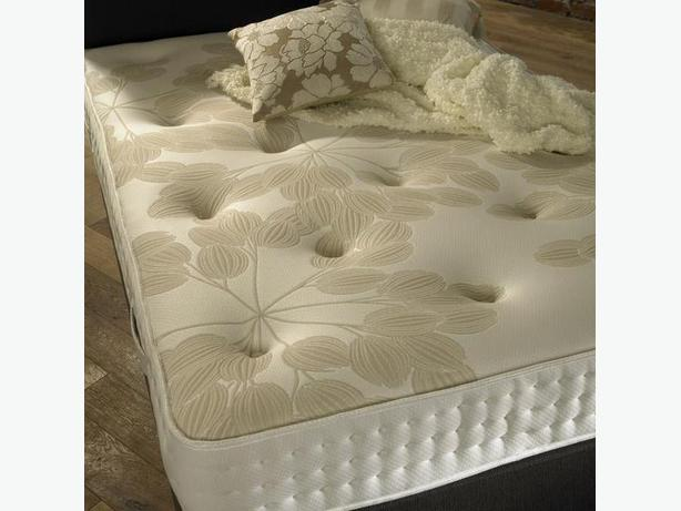 double memory majic orthopaedic mattress