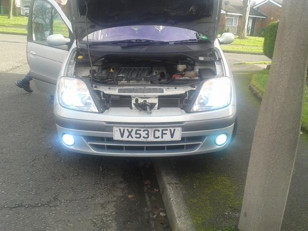 £400ono Or Swaps - Renault Scenic 2.0 16v Petrol