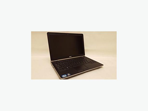 Dell Ultrabook Laptop Fast Super Slim intel i3 4GB Ram 320GB HD