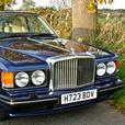 BENTLEY TURBO R MKII BLUE