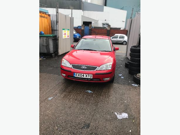 ford mondeo 2.0 automatic 04 reg full mot