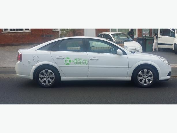 Vauxhall vectra Taxi