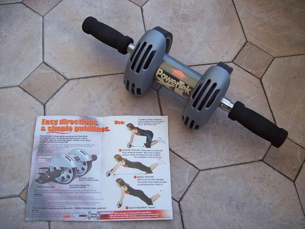 PowerTek XL body exerciser