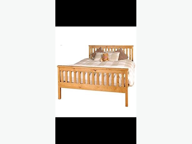 Wooden Pine Single Double Kingsize Beds