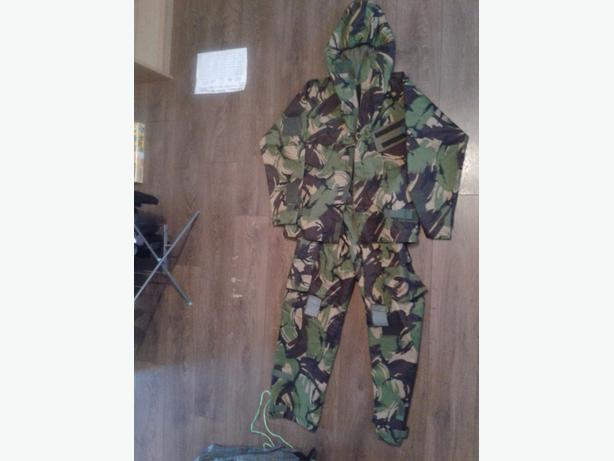 ARMY PROTECTIVE OVERGEAR JACKET/TROUSERS