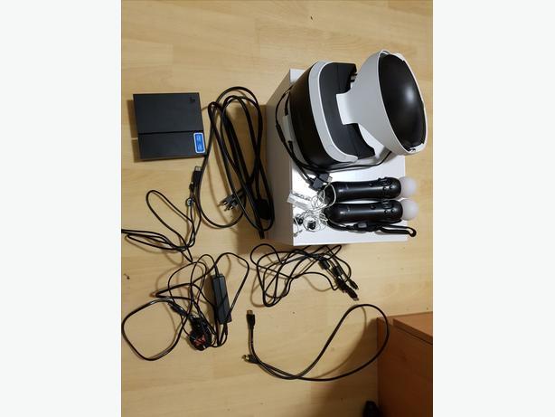 Mint PlayStation Virtual Reality (psvr) bundle.