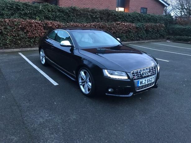 Audi s5 quattro  4.2