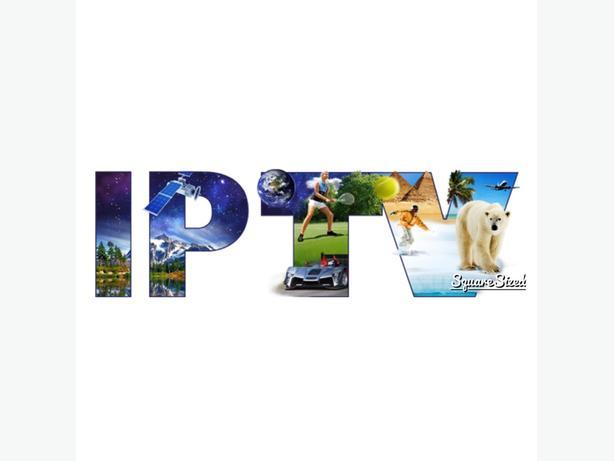 IPTV Live TV & VOD