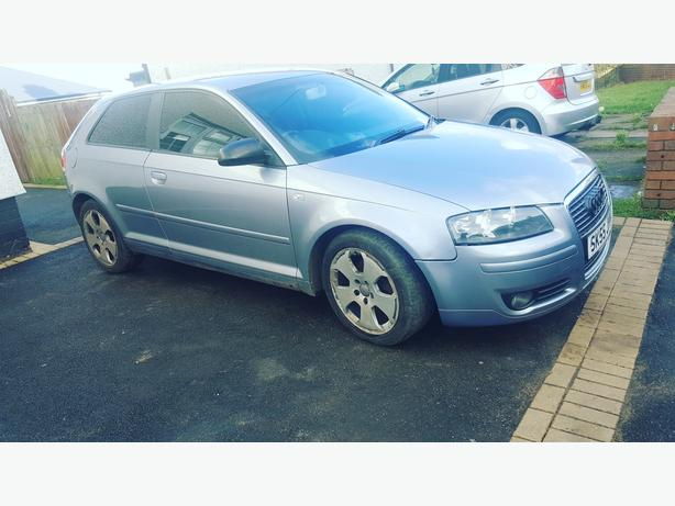 AUDI A3 2 0 TDI ENGINE CODE BKD BREAKING FULL CAR CHEAP
