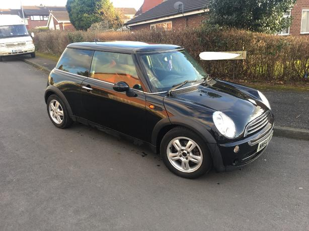 2005 MINI COOPER ONE 1.6 needs attention