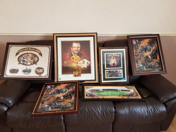 Wolverhampton Wanderers FC Wall Pictures WWFC Wolves Football