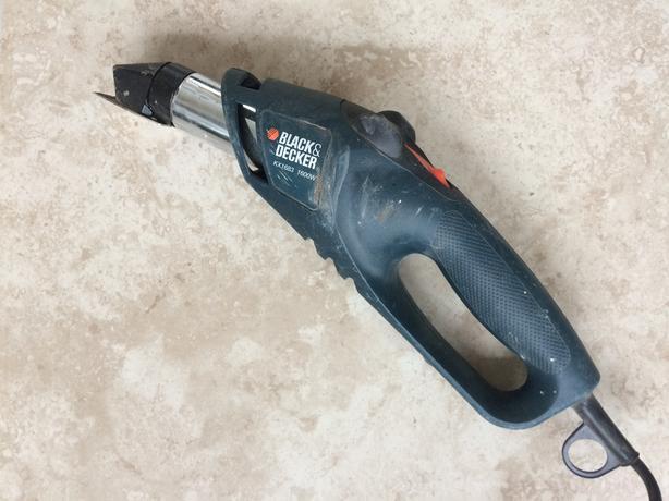 Black & Decker heat gun heatgun KX1683 1600W