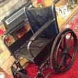 Wheel Chair, Nearly New.