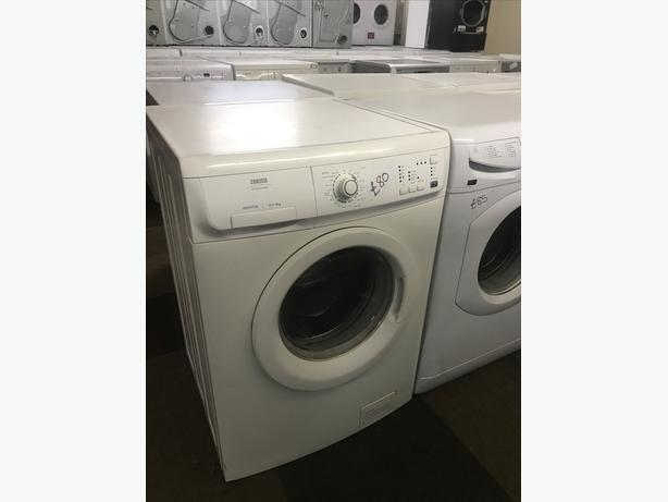 ZANUSSI WASHER 6 KG LOAD WITH GUARANTEE 🇬🇧🇬🇧🌎🌎🇬🇧🇬🇧