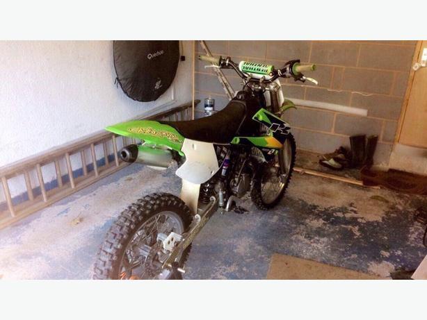kx 85 2011 *mint*