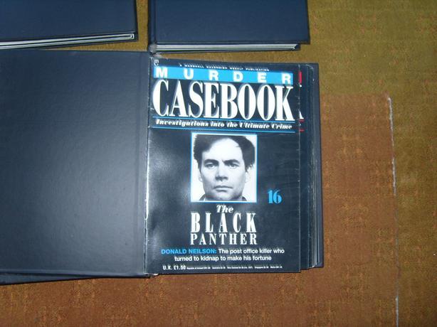 murder casebook magazines