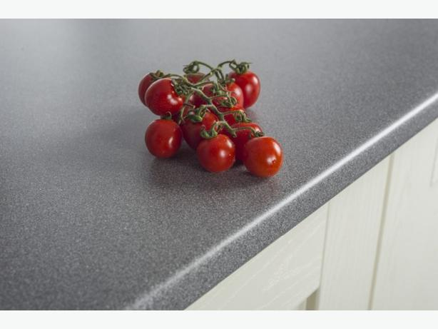 3000 x 600 x 30mm Kitchen Worktop - Grey Dust Matt - BRAND NEW