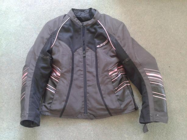 Ixon Ladies Motorbike Jacket.