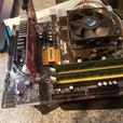 ASRock N68C-GS4 FX Athlon 620 quad core + gpu