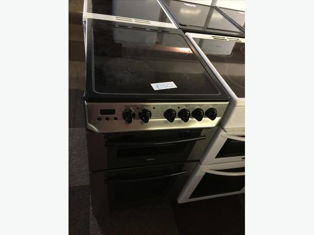 50CM ZANUSSI ELECTRIC COOKER GOOD CONDITION🌎🌎.🌎🌎