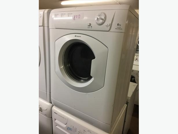 6KG HOTPOINT VENTED DRYER GOOD  CONDITION🌎🌎PLANET APPLIANCE🌎🌎