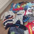 BIG BOUNDLE OF BABY BOY CLOTHES SIZE 18-24