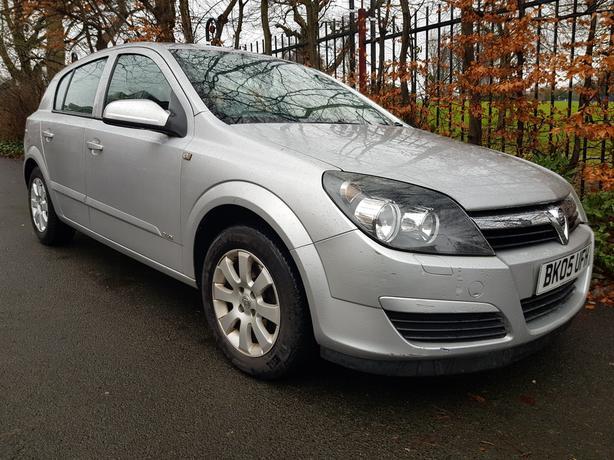 2005/05 Vauxhall Astra 1.6 Twinport Club 5 door
