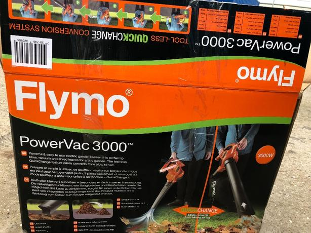 Flymo Electric Blower