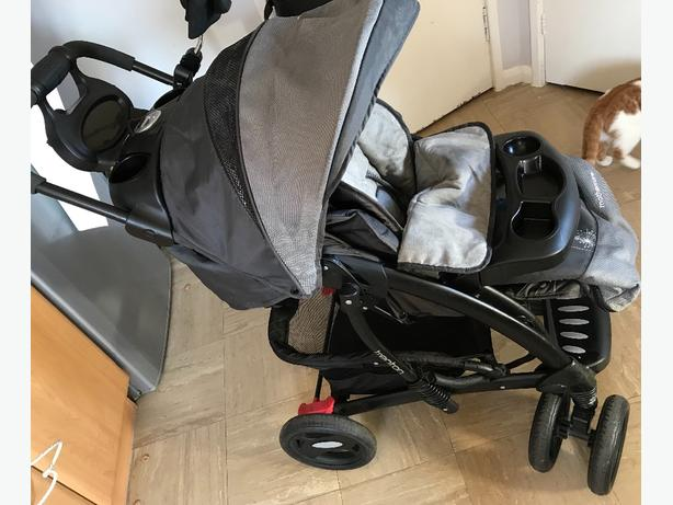 complete mothercare travel system